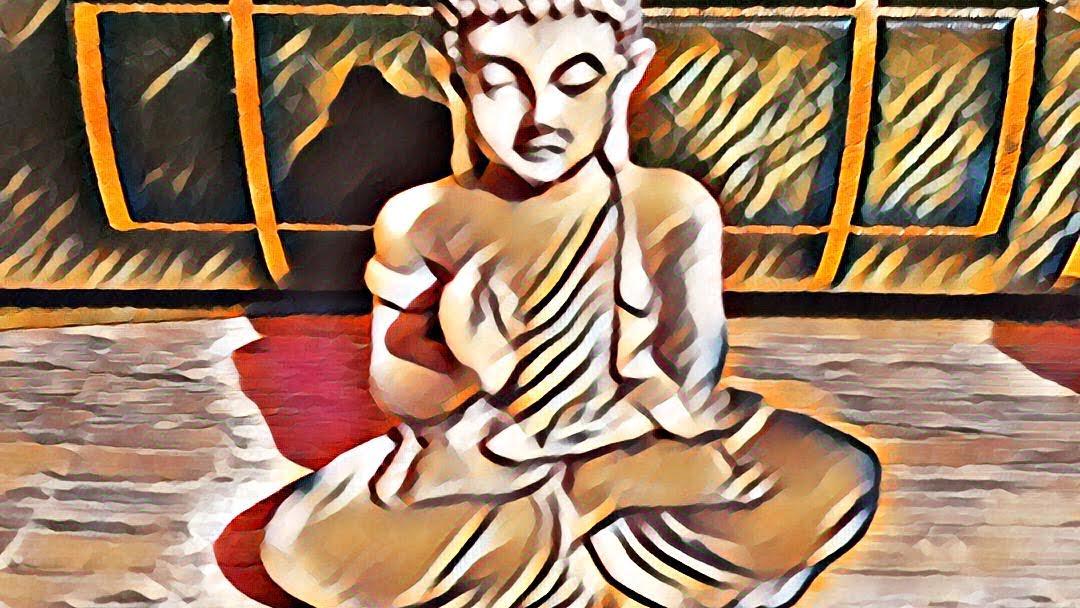 El Buda Curioso